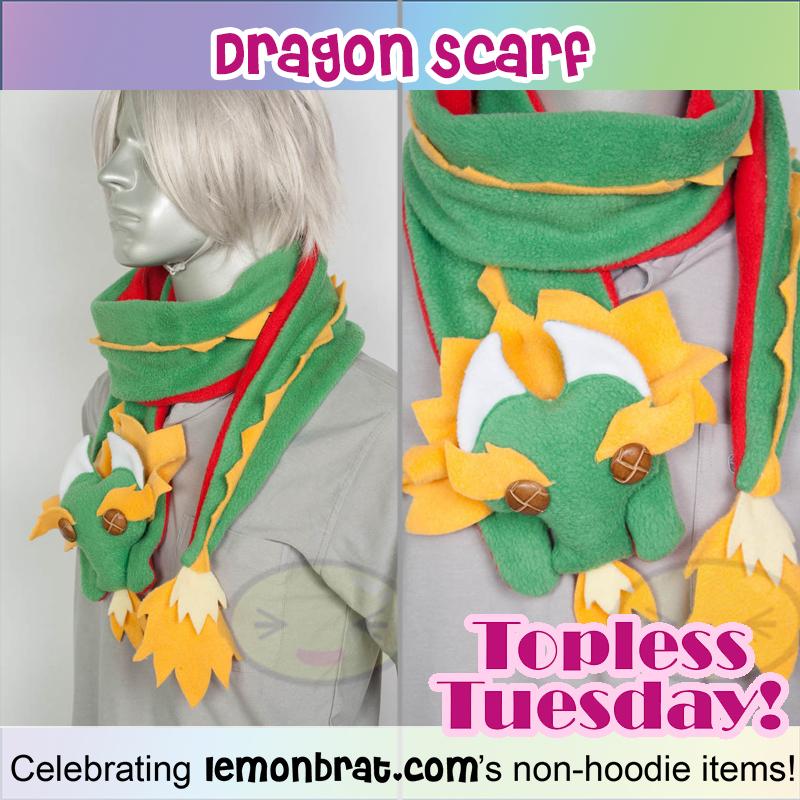 dragon scarf TT
